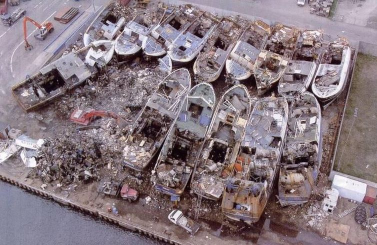 The Scrapping Of Our Fishing Fleet