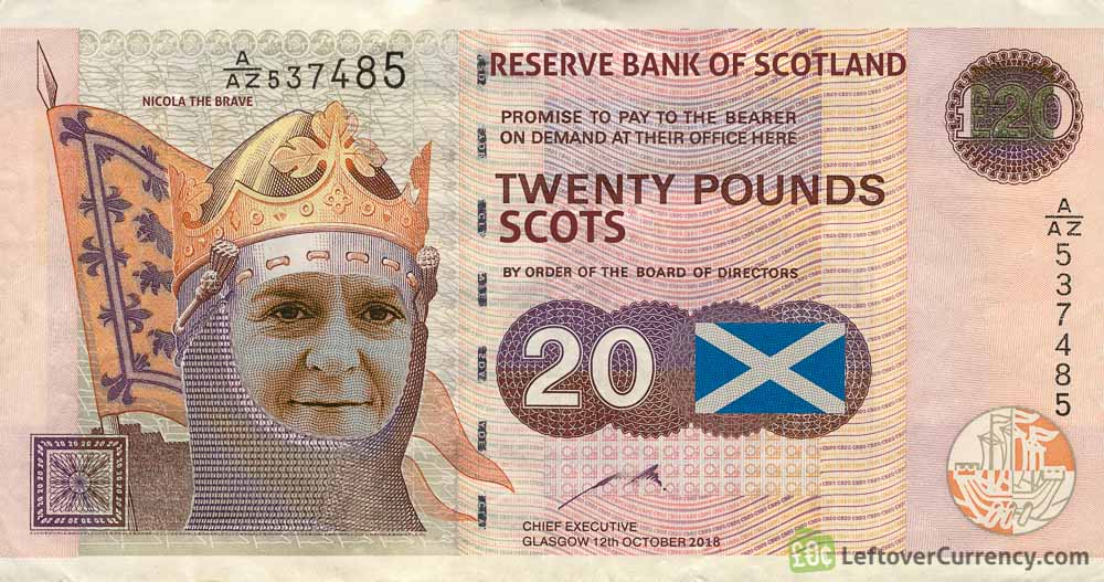 CASH BLOW SNP's currency plan for independent Scotland 'would result in loss of years of savings for households'