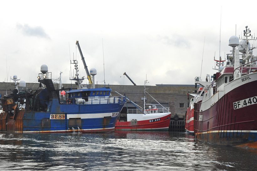 Crisis Fears For Scots Fishermen