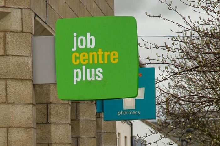 Unemployment in Scotland rises by 20%