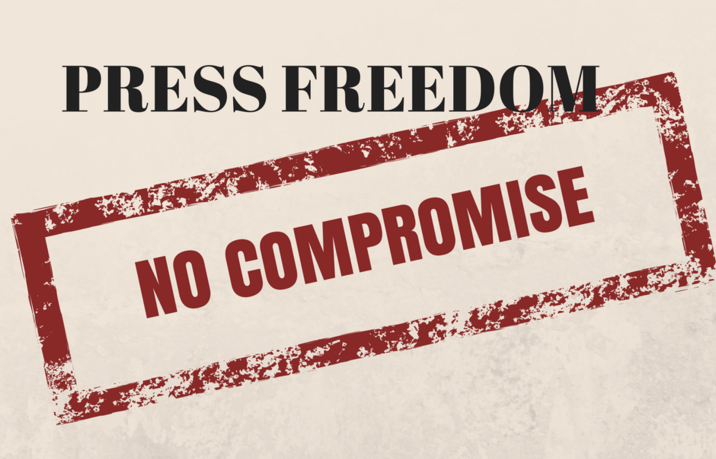 SNP accused of interfering with freedom of the Press