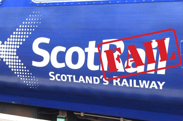 New ScotRail performance figures reveal 'year of hell'